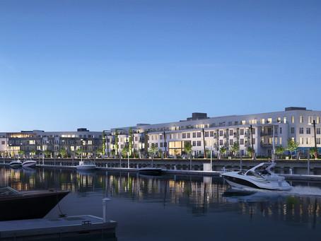 A Waterfront Reborn: Tiscareno Associates Designs Vibrant New Community