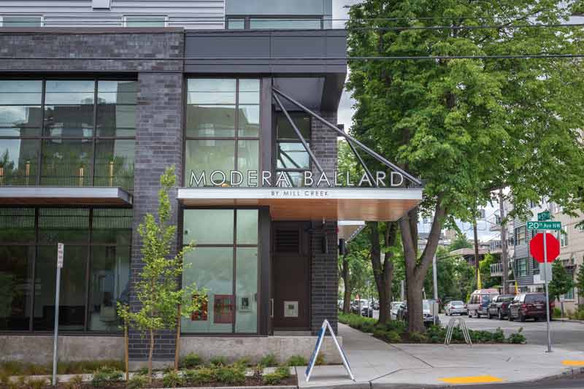 Modera Ballard, Seattle multi-family architecture