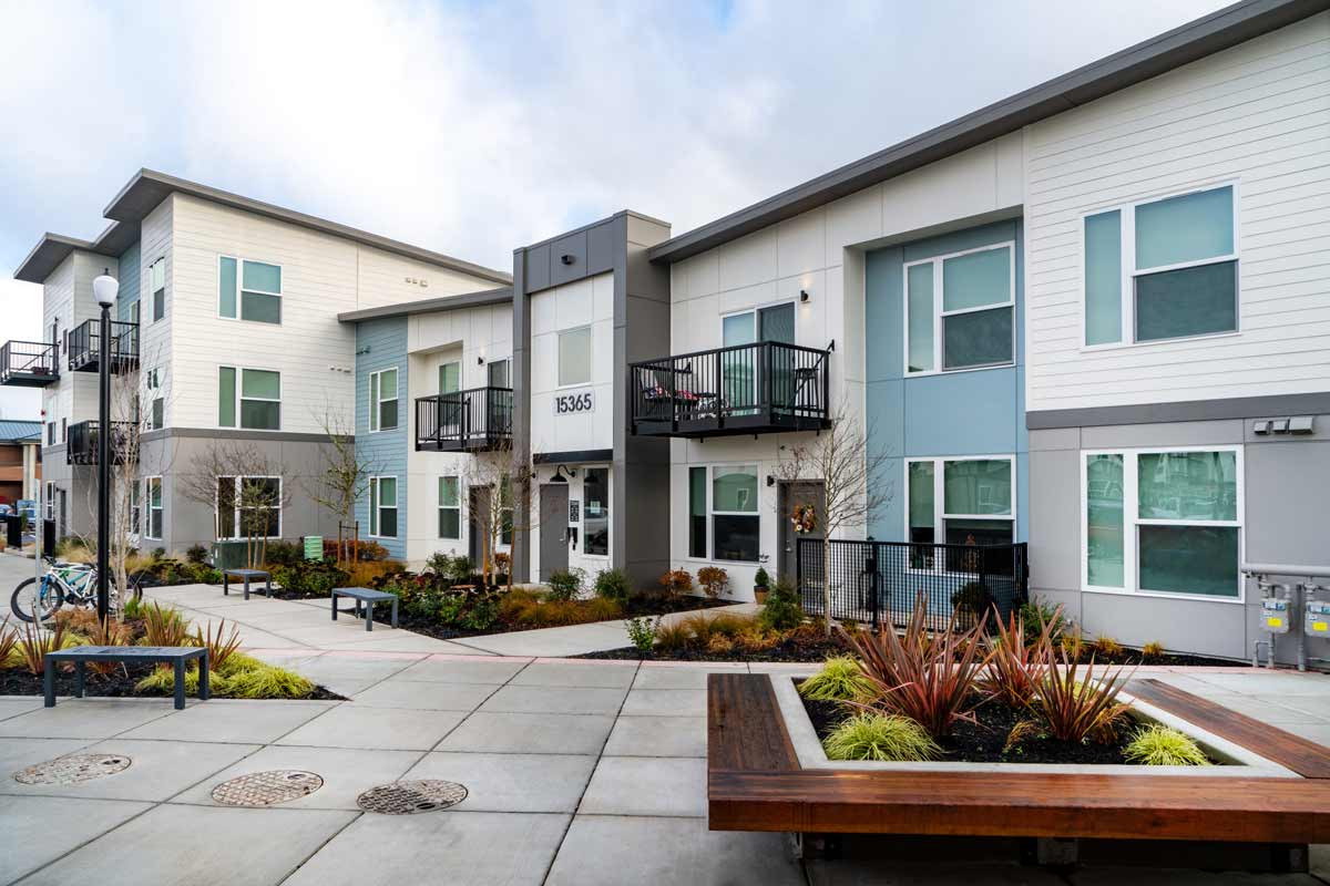 multifamily architectThe Main Apartments, multi-family architecture