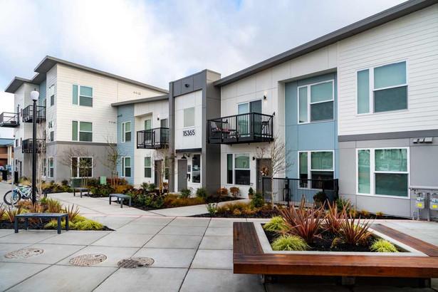 The Main Apartments + Lofts