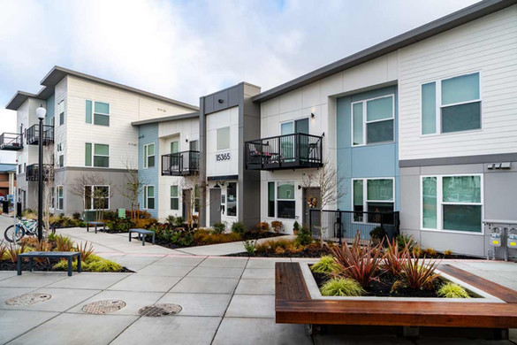 multifamily architectThe Main Apartments, multi-family architecture