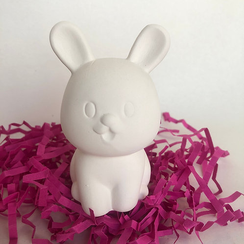 Paint your own ceramic  bunny