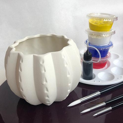 Paint your own ceramic Cactus