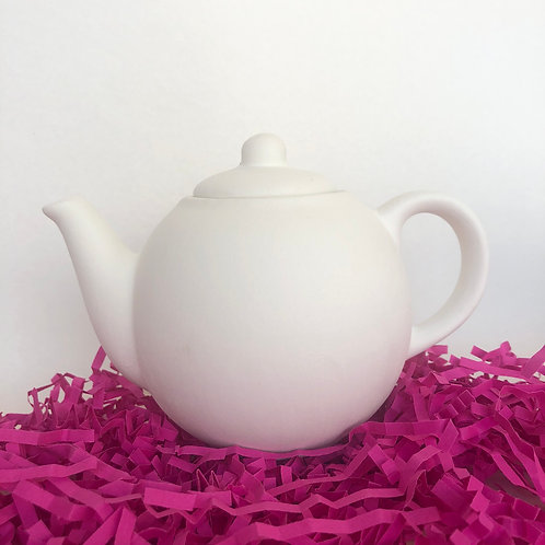 4 Cup Tea Pot
