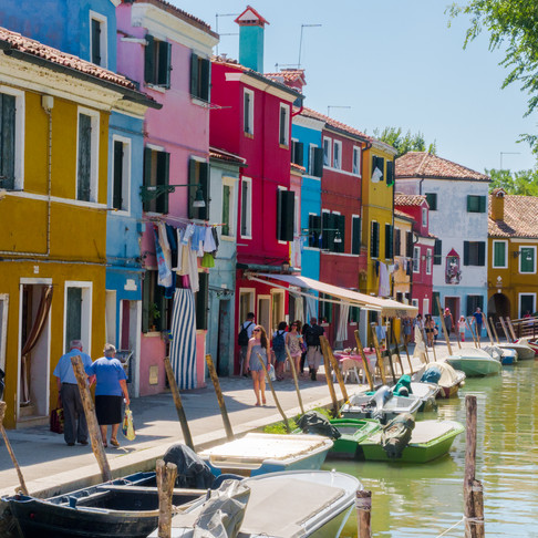 Burano & Murano: Italy's Most Colorful Islands