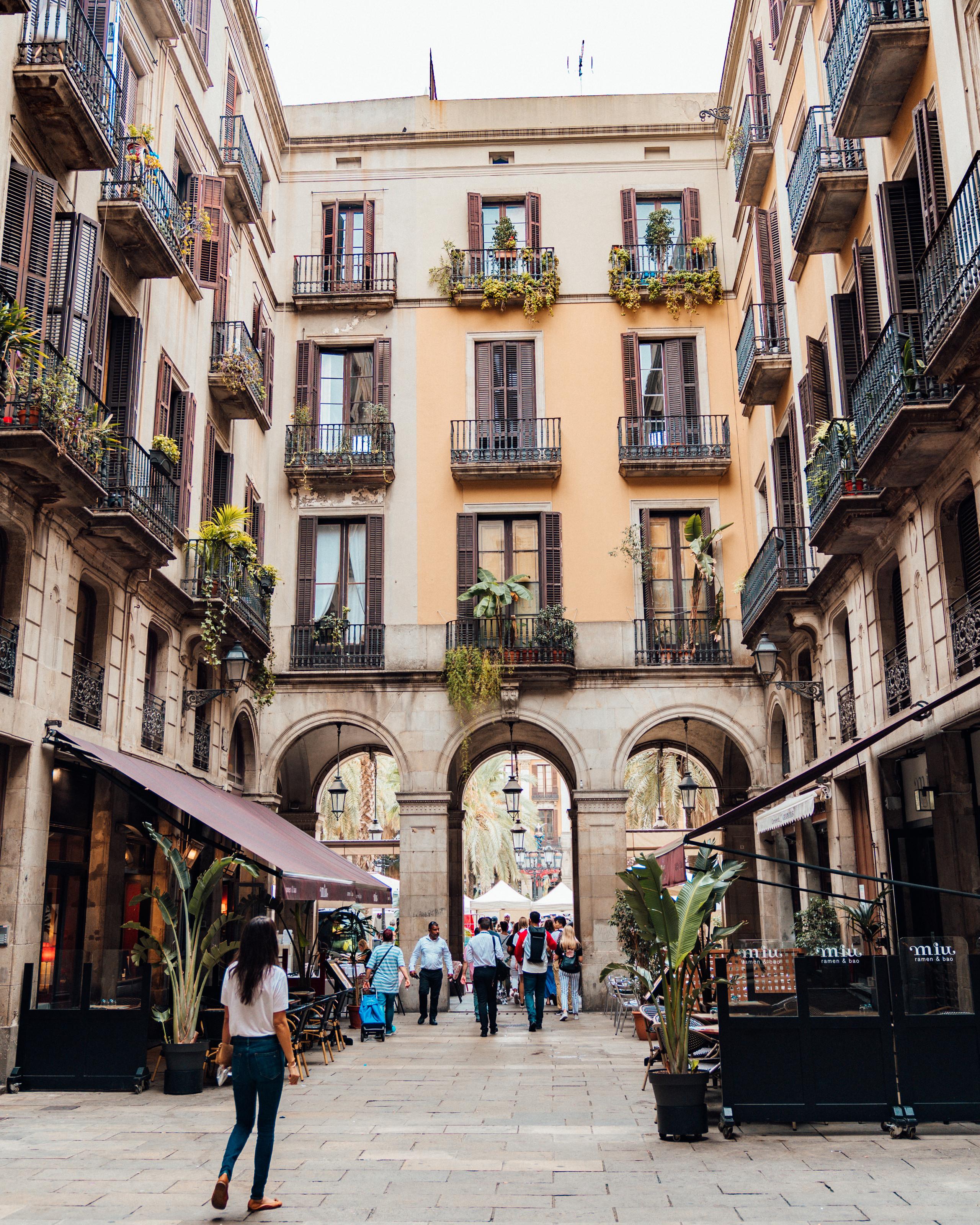 Spain: Shot by Mariah Harkey