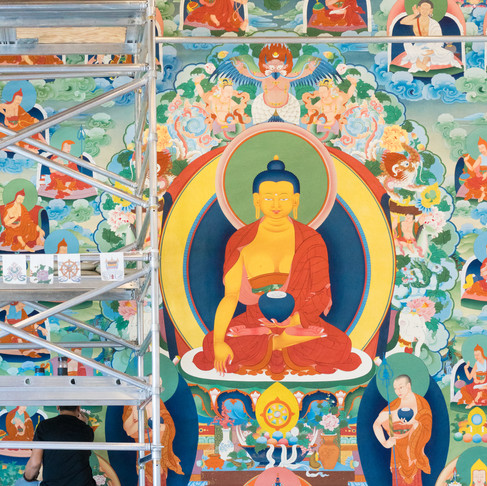 Preserving Authentic Tibetan Art