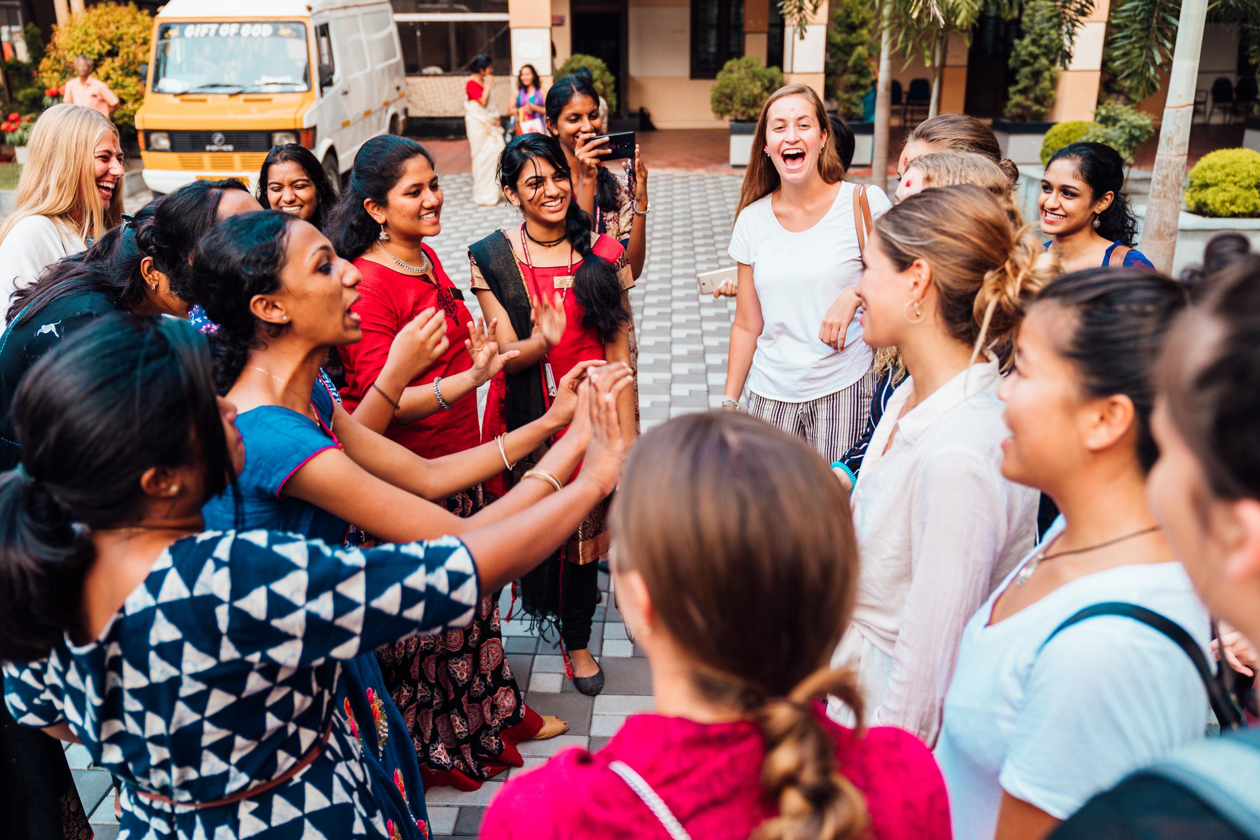 India: Shot by Mariah Harkey