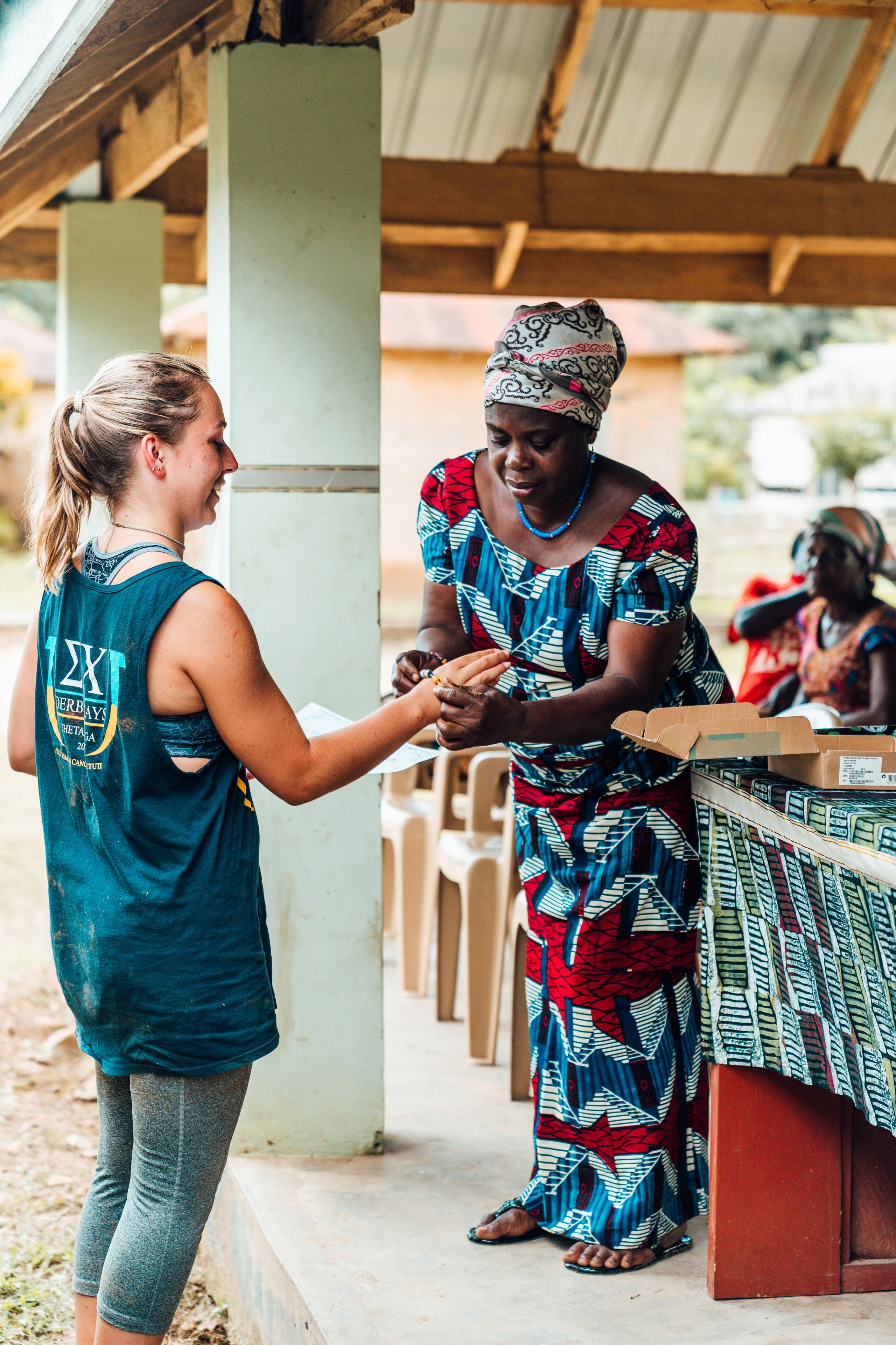 Ghana: Shot by Mariah Harkey