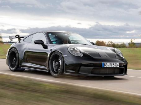 New 2021 Porsche 911 GT3: First ride in 503bhp flagship
