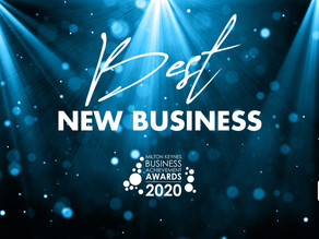 Approved Nominated for Best New Business at the Milton Keynes Business Achievement Awards 2020