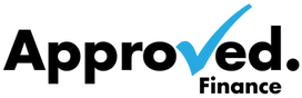 Approved Finance 3.0 - Logo - Blue RGB c