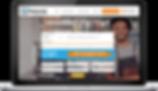 Website Laptop View