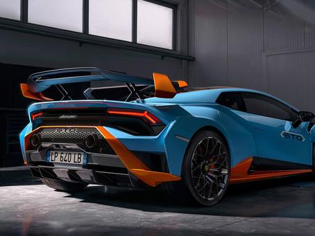 Lamborghini Huracan STO is road-legal Super Trofeo racer