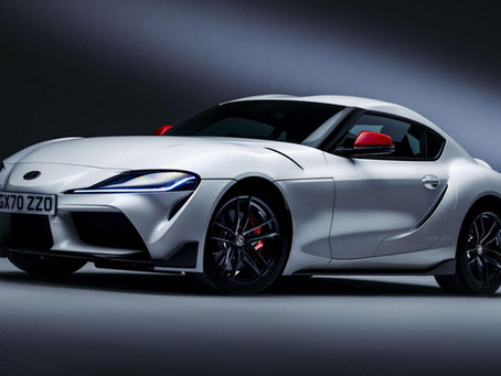 The 2.0-litre Toyota Supra is finally on sale in Britain