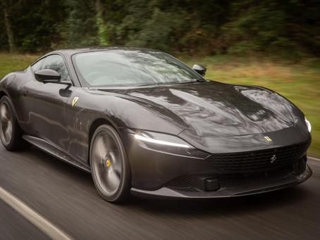 Ferrari Roma 2021 UK Review
