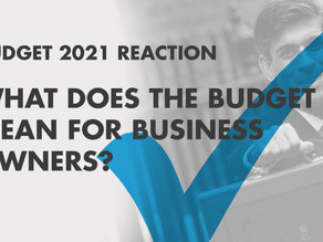 What does the budget mean for business owners?