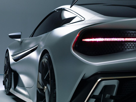 The Naran is a 1,048bhp, four-seat, GT3-inspired hypercoupe