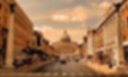 Servizio di taxi a Roma