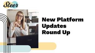 New Platform Updates - March 2021