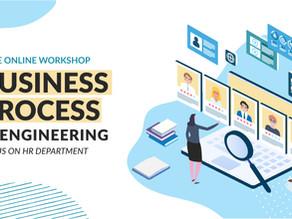 FREE HR Process Reengineering Online Workshop scheduled April 30