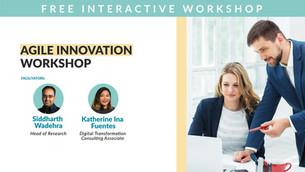 Steer hosts free Agile Innovation Workshop Series