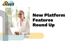 New Platform Features for April 2021