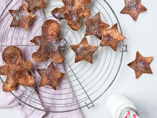 Cinnamon Sugar Wrap Cookies
