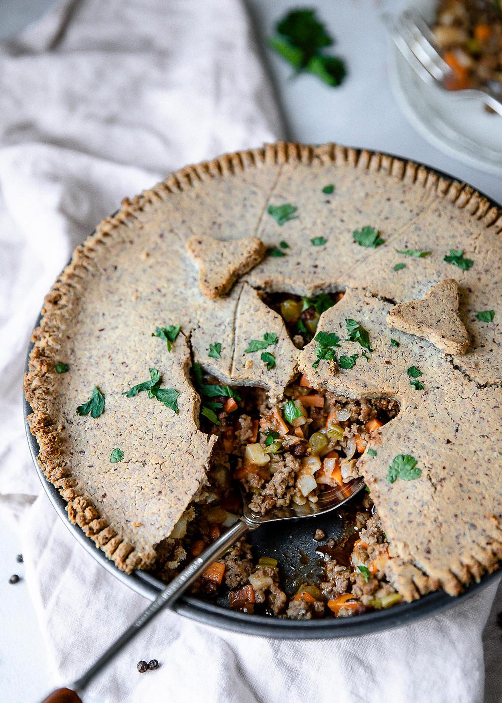 Paleo Pot Pie