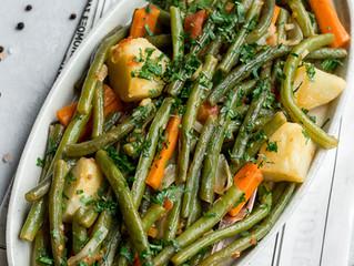 Fasolakia aka Green Beans Casserole