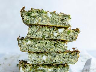 PastryLess Spanakopita