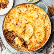 Moussaka Shepherd's Pie