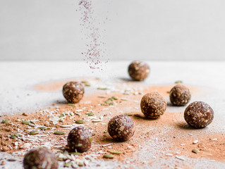 VASI'S BLISS BALLS