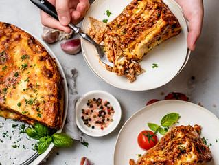 Lasagne Cake