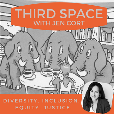 One Podcast, Amazing Guests, Diversity Work On Your Own Time