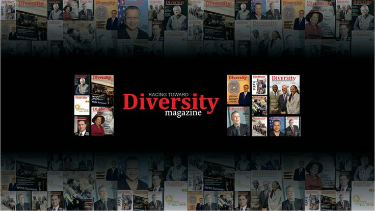 Racing Toward Diversity Magazine