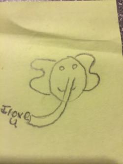 Elephant Note