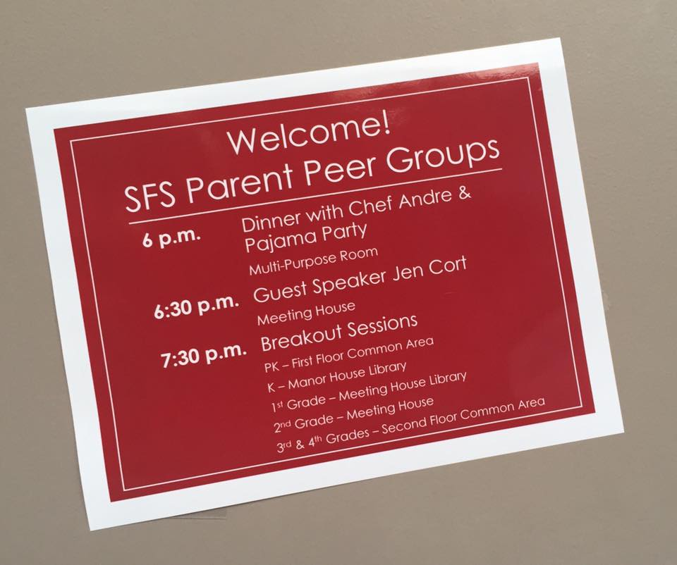 Sidwell Parent Education