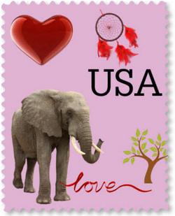 National Postal Museum Stamp