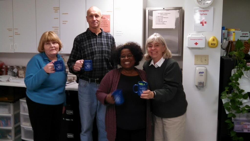 SSFS Health Center Staff