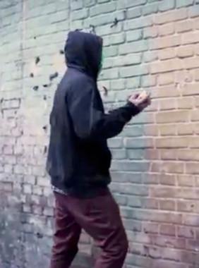 Graffiti Spray Paint