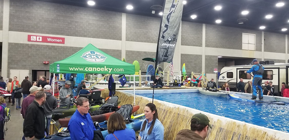 Louisville Boat, RV and Sport Show 2019