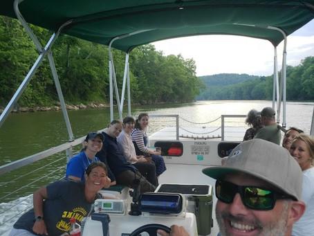 The 2021 Bourbon Boat Season is Here!