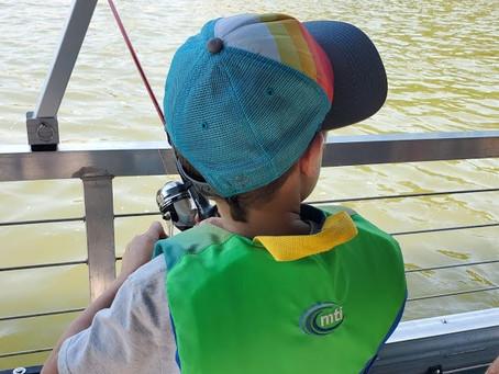 Fishin' the Kentucky