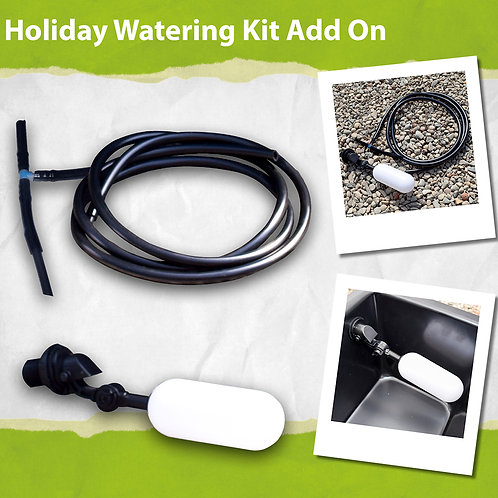 Holiday Watering Kit Add On (for second Quadgrow)