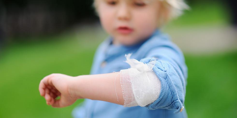Utbildning i Första hjälpen Hjärt- Lungräddning Barn 3h