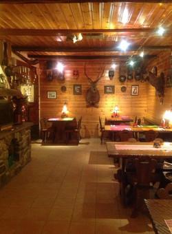 Alpes - restaurant