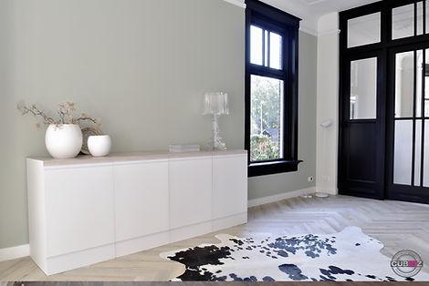 CUBIQZ livingroom dresser after met logo