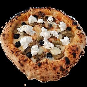 Carciofi olive e stracciata