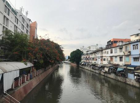24hrs en Bangkok, Tailandia